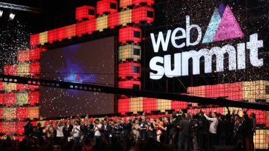 Photo of Até já, Web Summit