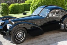 Photo of Bugatti 57 Atlantique – um charme inesquecível
