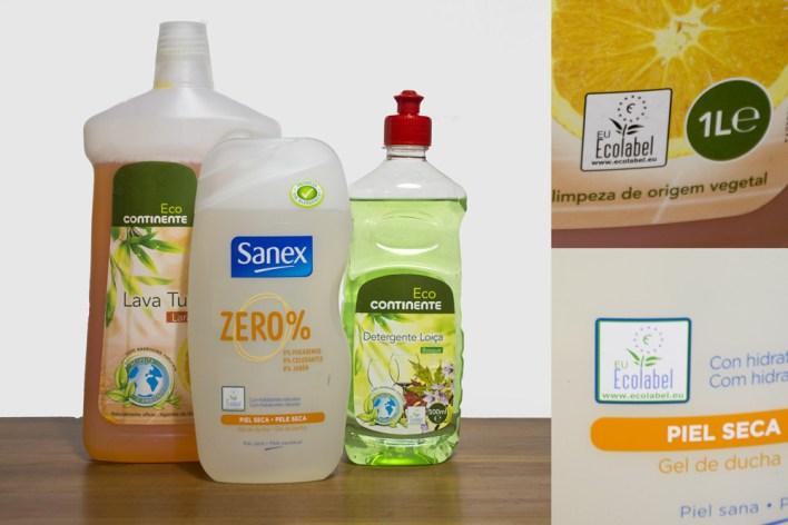 Eco Label - Certificação Ecológica Europeia - Produtos amigos do Ambiente