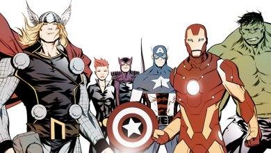 Photo of Os Vingadores