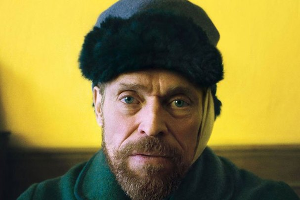 "Willem Dafoe – ""At Eternity's Gate"""
