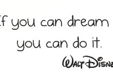 "Photo of ""If you can dream it, you can do it."": Acompanhas-me nesta viagem?"