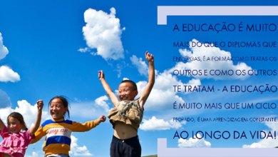 Photo of Educação como prevenção