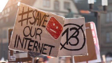 Photo of A Internet…