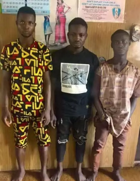 4 Men gang-raped a female fuel attendant to death in Lagos