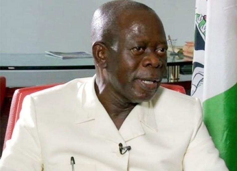APC Crisis: Oshiomhole speak on dissolution of NWC