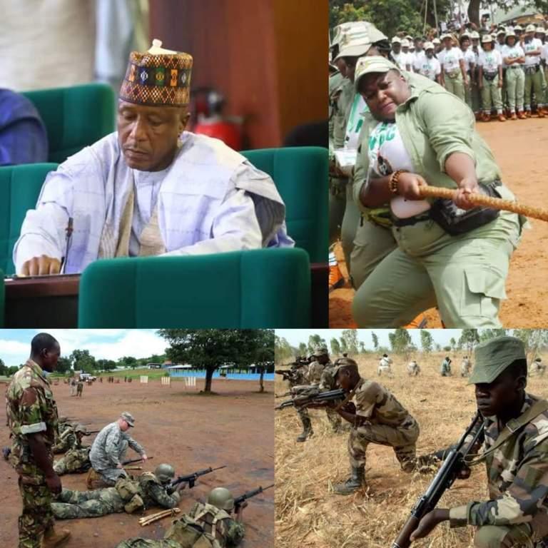Replace The 1 year NYSC Programme With 1 Year Military Training — House of Reps member, Hon Zakariya Dauda yampa