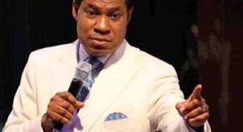 Pastor Chris endorse Nnamdi Kanu about Black, Nigga or Nigeria says it evil(Video)