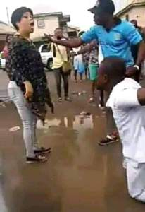 LADY REJECTS A MAN'S MARRIAGE PROPOSAL