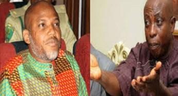 Biafra: Nnamdi Kanu Is too Desperate he should Calm Down And Learn from Me – Uwazuruike