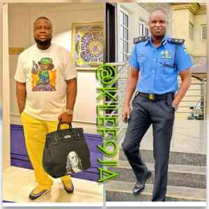 Hushpuppi: I can't go down alone, Abba Kyari threatens to expose other Police Officer, Politicians if Extradited