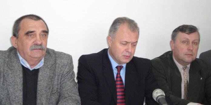 Catalin Flutur, Mircea Costea si Corneliu Furtuna