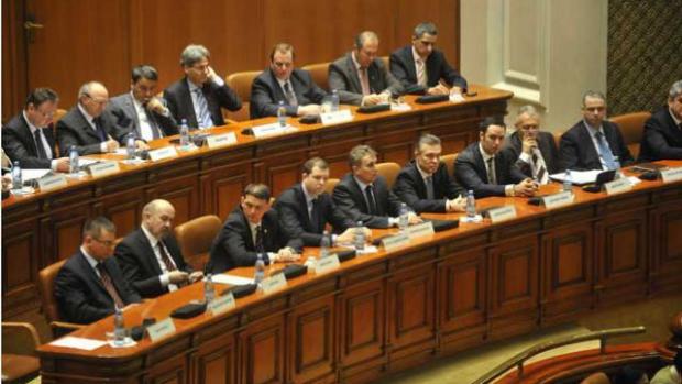 guvernul ungureanu