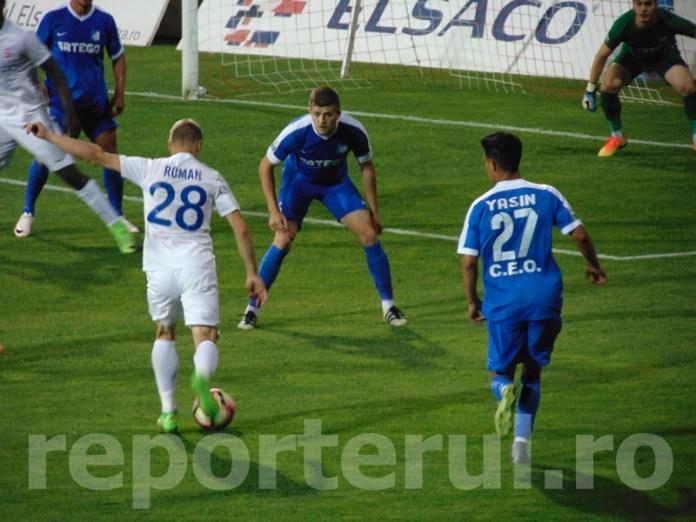 FC BOTOSANI – PANDURII TG. JIU 2-1! Un meci in care oaspetii au retrogradat in minutul 94! (FOTO)