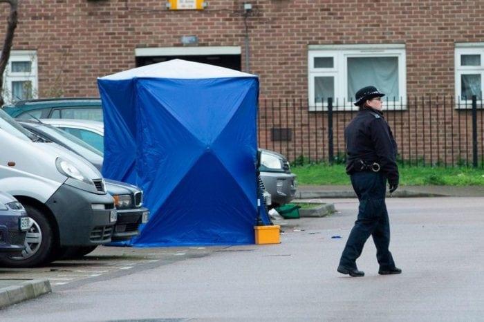 Teenager shot dead in london killing