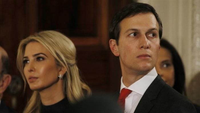 Donald Trump's son-in-law to be questioned over ties to Russia
