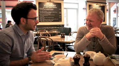 Meetup Steve & Kai London (2)