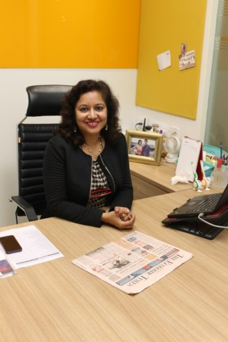 Pushpa Bector, Ex. Vice President and Head DLF Mall of India