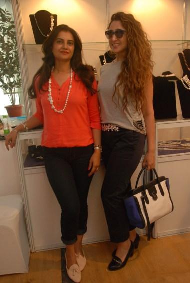 Raina Suri and Neena Singh
