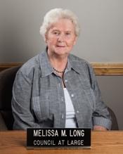 Melissa M. Long, Kent city council member since 2014. Photo credit: kentohio.org/gov2/council.asp