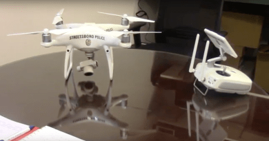 Picture of Streetsboro police drone