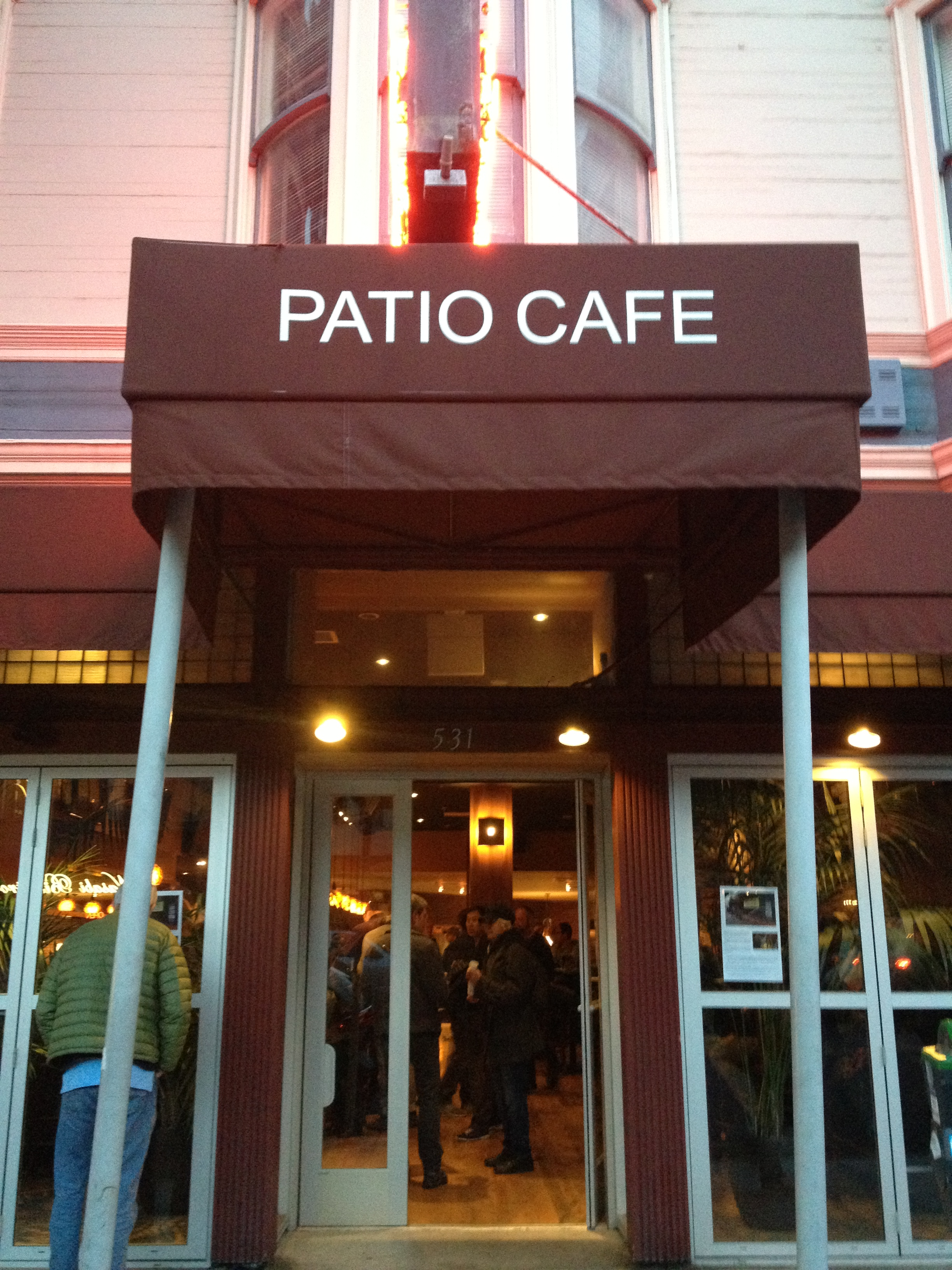Historic Patio Cafe to be Reopened as Hamburger Marys