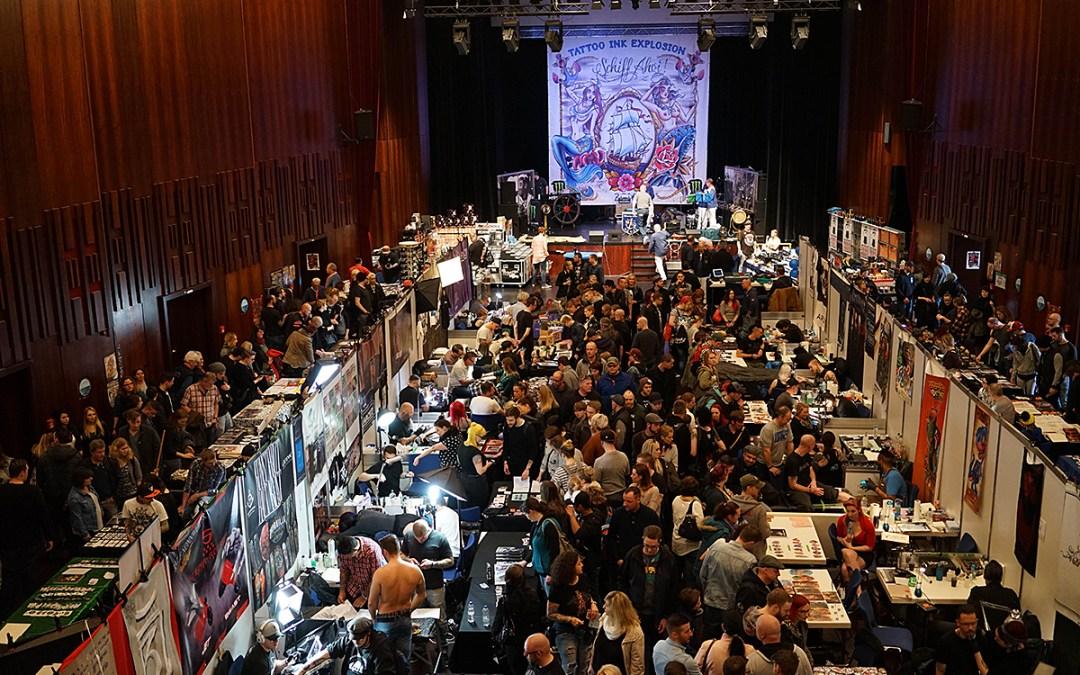 Tattoo Ink Explosion 2016:  So muss eine Convention sein