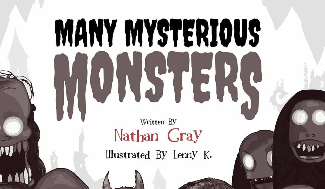 Karolins Buchclub: Many Mysterious Monsters – Nathan Gray