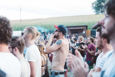 Impressionen vom Lake on Fire 2017 (Foto: Milena Zivkovic)