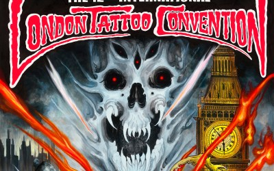 Reportink on tour: London Tattoo Convention – wir sehen uns!