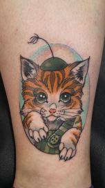 Kristins Lieblingsstücke #2 (Foto: Holy Diver Custom Tattoo)