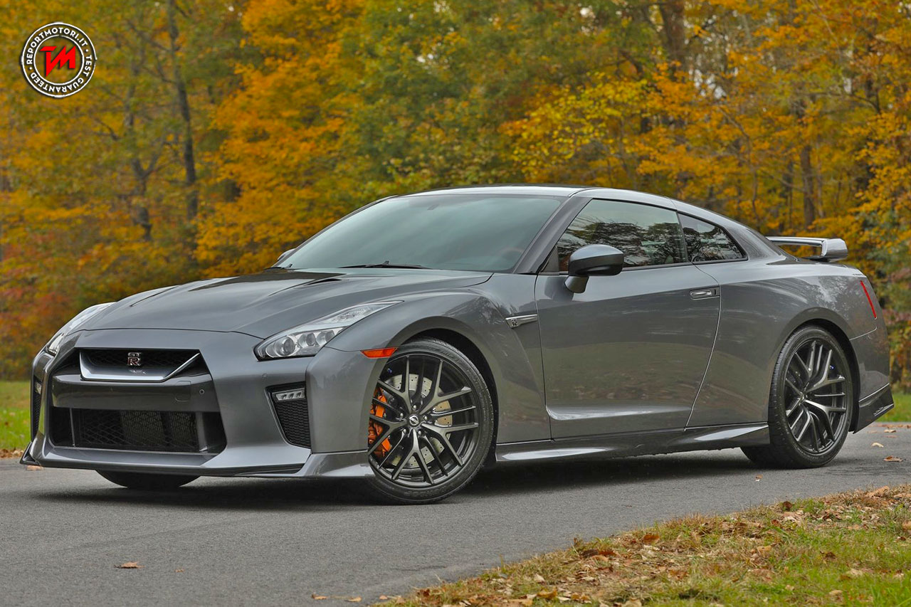 2018 Nissan Gtr Adds Pure Trim Level For $101,685