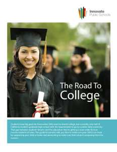 2019 Road to College