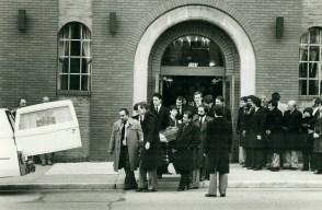 Domenic Racco funeral