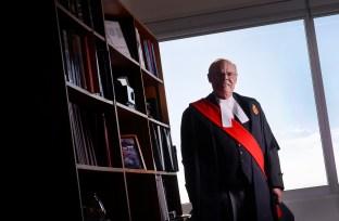 Justice Stephen Glithero