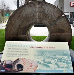 Remembering its steel heritage