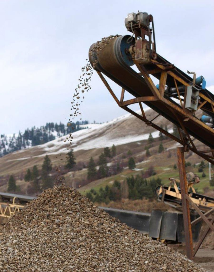 How Much Is A Truck Load Of Gravel : truck, gravel, Postill
