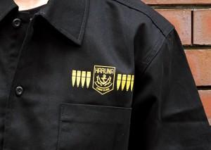 榛名フルカラーワークシャツ着前UPs