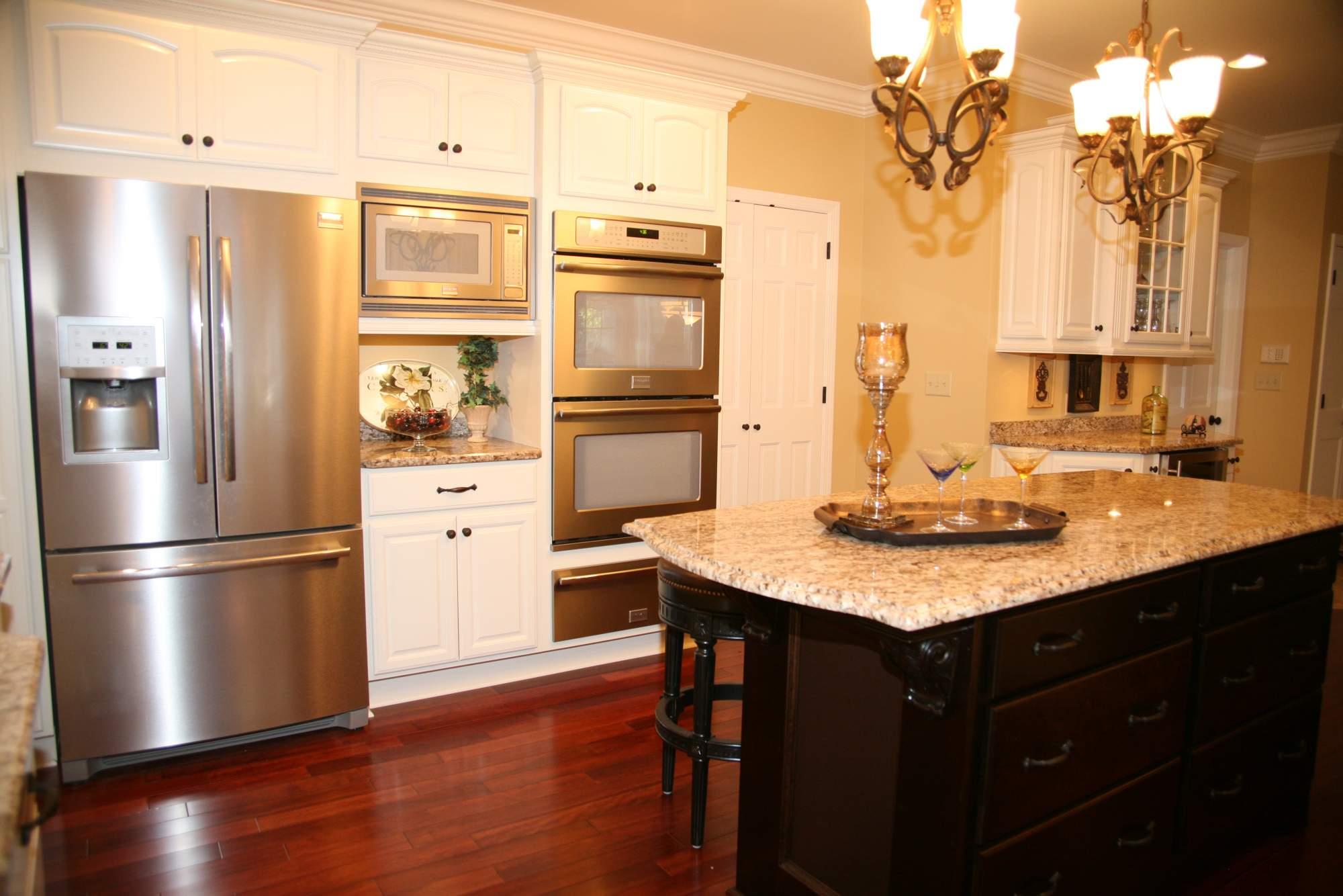kitchen cabinets buffalo ny barn sink traditional cream & mahogany > kitchens projects ...
