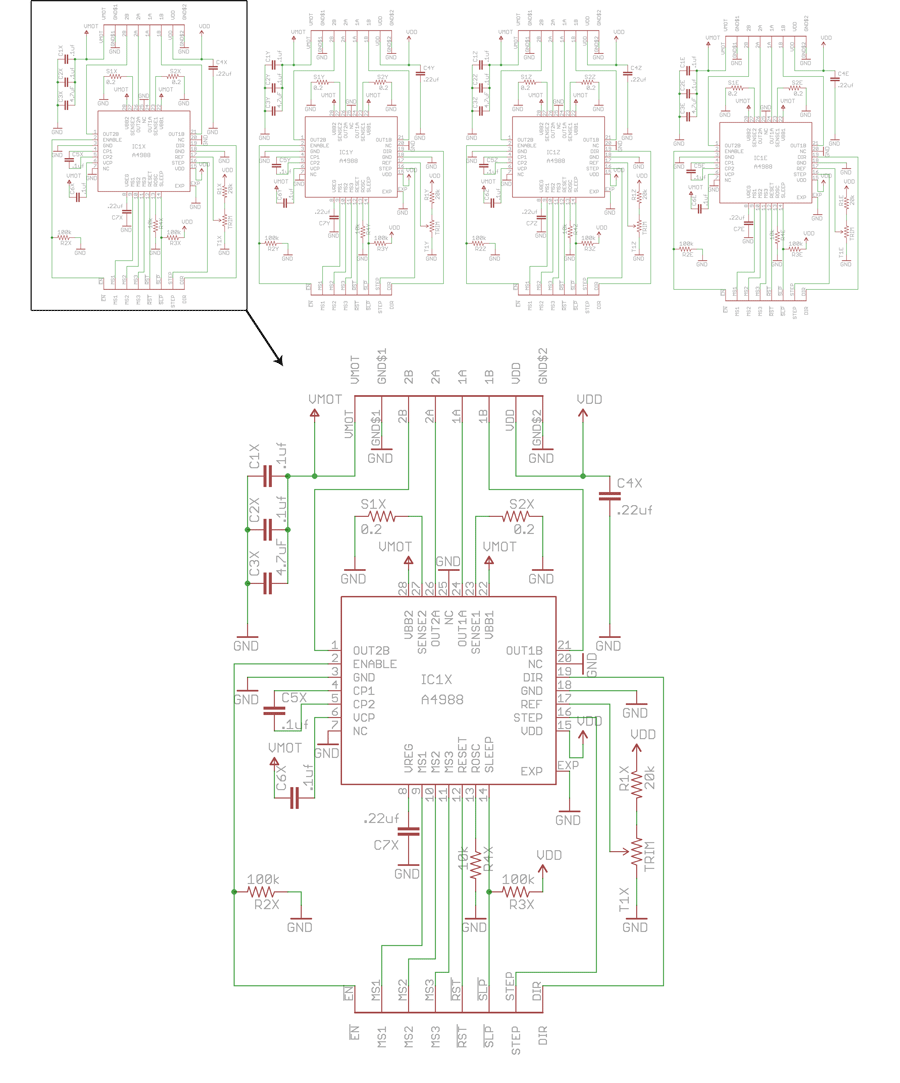 ramps 1.4 micro switch wiring