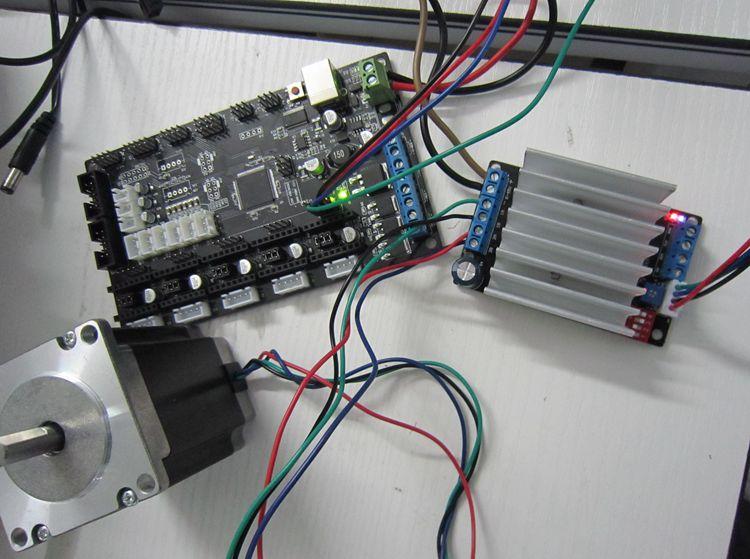 MKS TB6600  RepRap