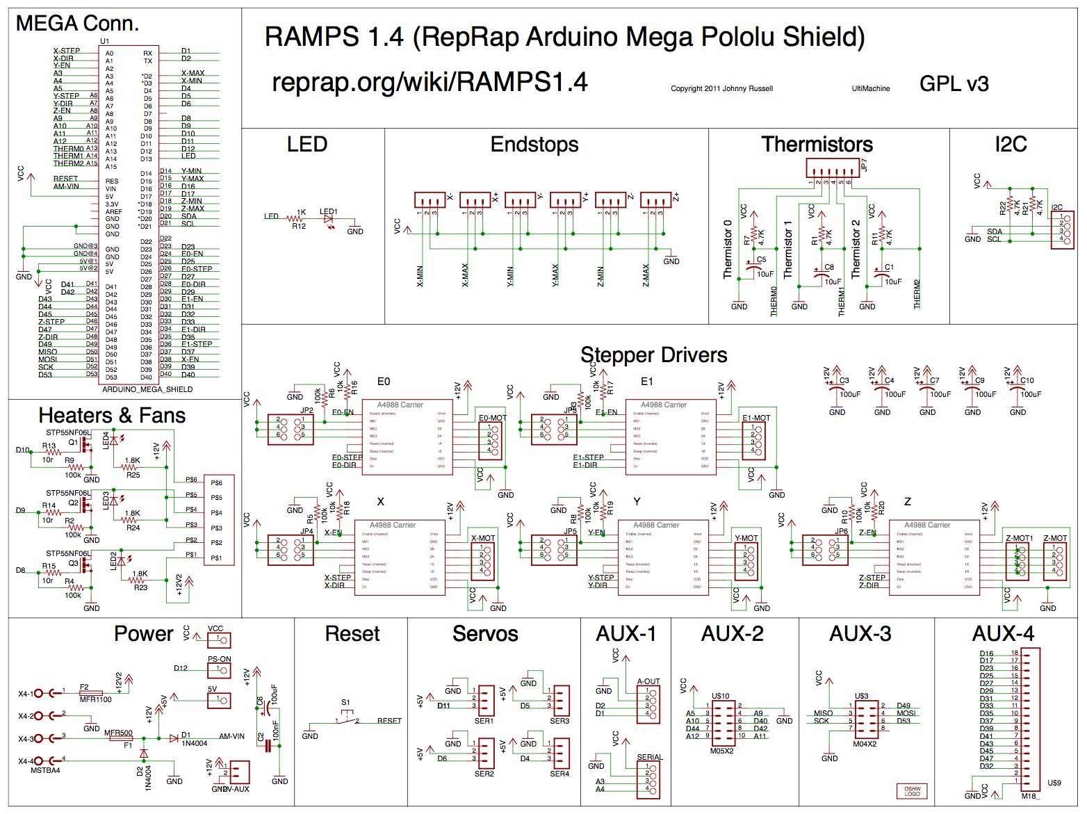 hight resolution of  ramps 1 4 circuit diagram http reprap org mediawiki images f f6 ramps1 4schematic png