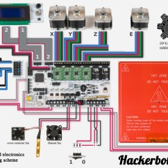 7 Pin Wiring Diagram 2006 Gmc Sierra 2500 Radio Hackerbot Electronics - Reprap