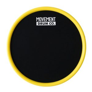 Ultra Portable Practice Pad (yellow)
