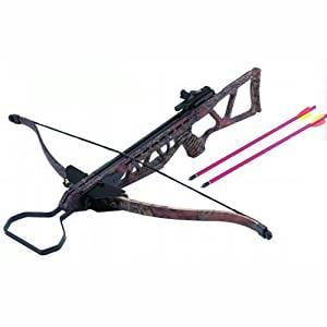 izard Archery 130 lbs Foldable Hunting Crossbow Package
