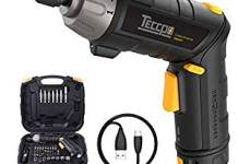 best electric screw drivers