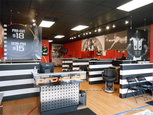pro cuts salon regis