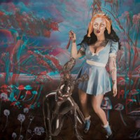 News: Sara Le Roy's The Disenchanted Forest 3D Art Show