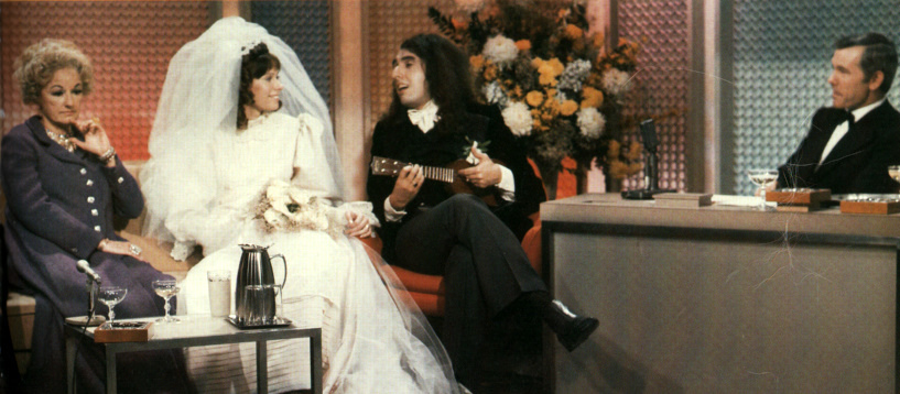 the wedding of tiny tim