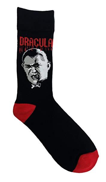 dracula-sock